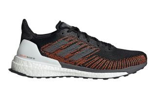 adidas ADIDAS SOLAR BOOST ST 19 NOIR ORANGE G28060