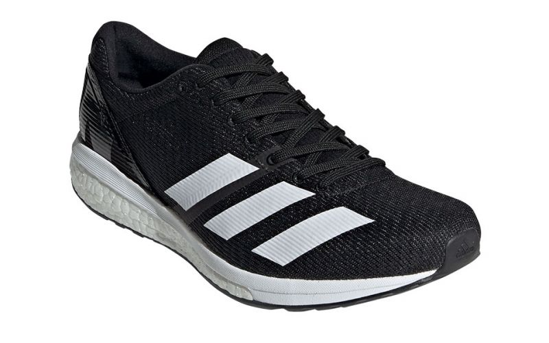 ADIZERO BOSTON 8 NEGRO BLANCO G28861