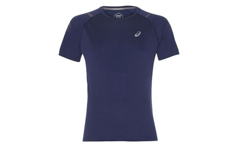 CAMISETA ICON SS TOP AZUL