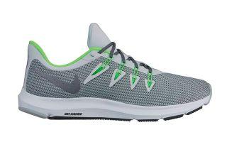 Nike QUEST GREY GREEN NIAA7403 008