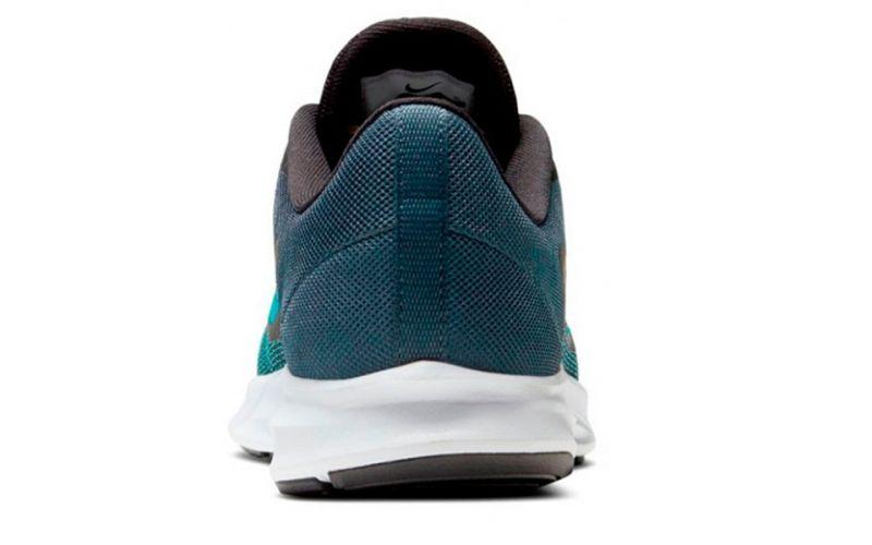 Nike Downshifter 9 verde negro