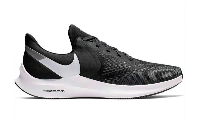 Air Zoom Winflo 6 Negro Blanco Niaq7497 001