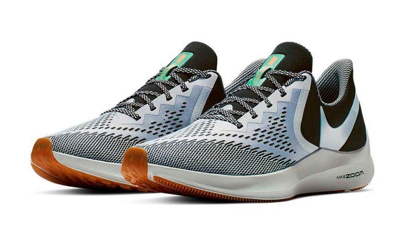 Nike Air Zoom Winflo 6 gris negro