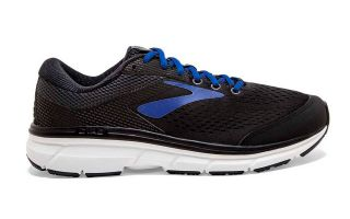 Brooks DYAD 10 NEGRO AZUL ROYAL 1102864E064