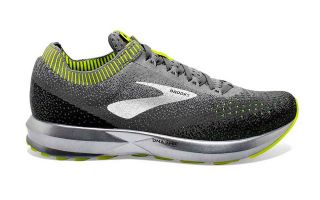 BROOKS LEVITATE 2 GRIS AMARILLO FLÚOR 1102901D027