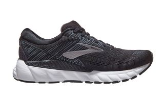 BROOKS ADRENALINE GTS 19 NEGRO BLANCO 1102941D047