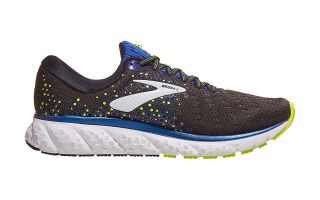 Brooks GLYCERIN 17 BLACK BLUE 1102961D069