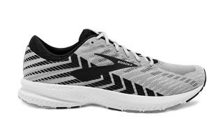 BROOKS LAUNCH 6 NEGRO GRIS 1102971D016