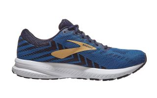 BROOKS LAUNCH 6 AZUL NEGRO 1102971D424