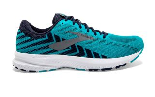 BROOKS LAUNCH 6 AZUL AGUAMARINA 1102971D435