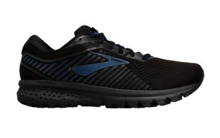 Brooks GHOST 12 GTX NOIR BLEU 1103111D064