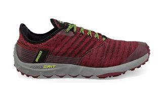 Brooks PUREGRIT 8 ROUGE 1103131D684