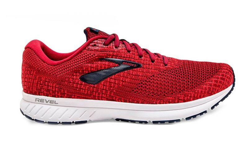 Revel 3 Rojo Negro 1103141d683
