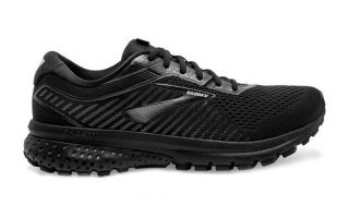 Brooks GHOST 12 NOIR GRIS 1103162E040