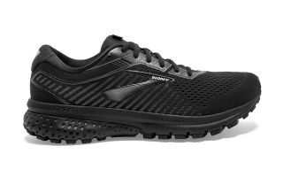 BROOKS GHOST 12 NEGRO 1103164E040
