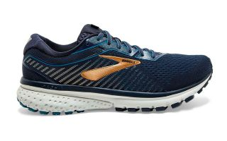 BROOKS GHOST 12 AZUL MARINO 1103164E489