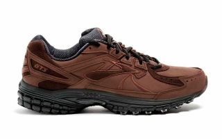 Brooks ADRENALINE WALKER 3 MARRONE DONNA 1201461B222