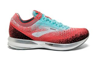 Brooks LEVITATE 2 CORAL BLUE WOMEN 1202791B872