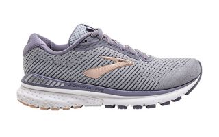 BROOKS ADRENALINE GTS 20 GRIS CORAL MUJER 1202961B073