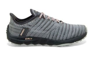 Brooks PUREGRIT 8 GREY WOMEN 1203011B087
