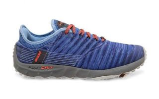 Brooks PUREGRIT 8 BLUE GREY WOMEN 1203011B468