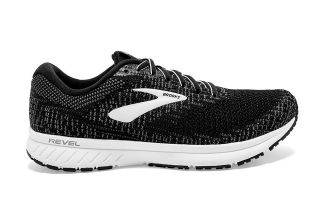 Brooks REVEL 3 BLACK WHITE WOMEN 1203021B012