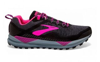 Brooks CASCADIA 14 BLACK PINK WOMEN 1203041B063