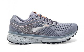 BROOKS GHOST 12 GRIS MUJER 1203051B086
