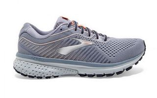 BROOKS GHOST 12 GRIS MUJER 1203051D086