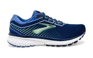 Brooks GHOST 12 NAVY BLUE WOMEN 1203051D413