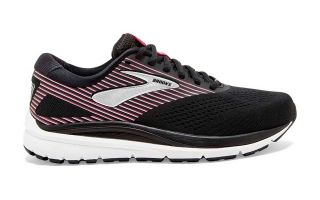 BROOKS ADDICTION 14 NEGRO VERDE MUJER 1203061D061