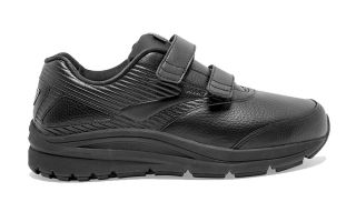 BROOKS ADDICTION WALKER V-STRAP 2 NEGRO MUJER 1203092E072