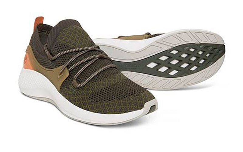 FLYROAM GO KNIT OXFORD VERDE OLIVA