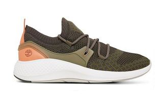 Timberland FLYROAM GO KNIT OXFORD VERDE OLIVA