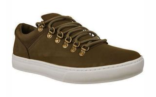 Timberland ADVENTURE 2.0 CUP ALPINE OXFORD OLIVE GREEN TB0A1OVXI541