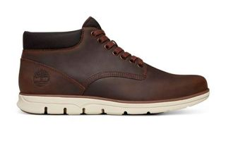 Timberland BRADSTREET CHUKKA LEATHER DARK BROWN TB0A1TUZ9311