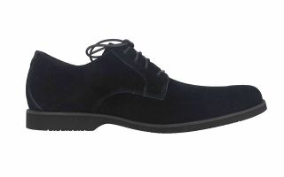 TIMBERLAND WOODHULL LEATHER OXFORD NOIR TB0A22QW0151