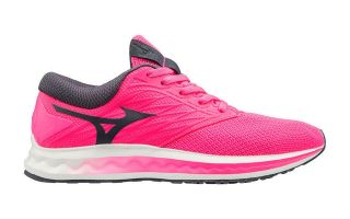Mizuno WAVE POLARIS FLUOR PINK WOMEN  J1GD1981 09