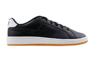 NIKE COURT ROYALE NEGRO BLANCO NI749747 012