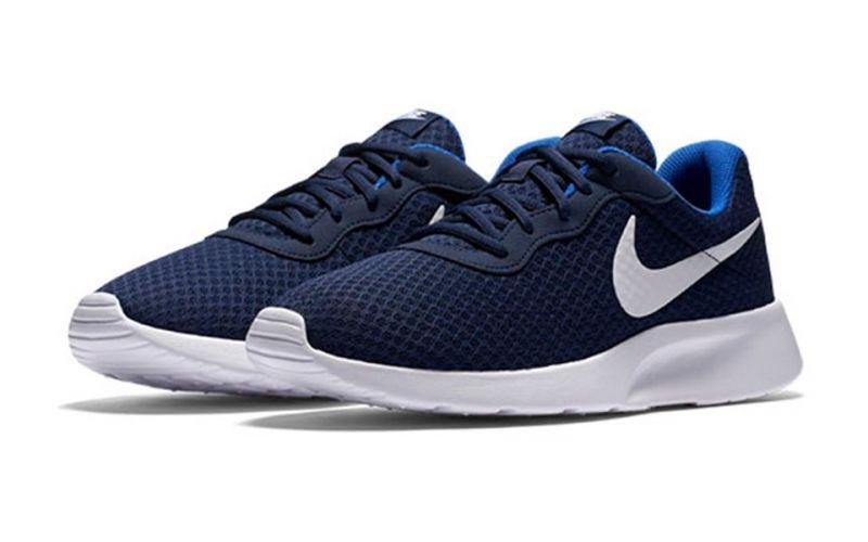 alumno FALSO Escribir  Nike Tanjun navy blue - Breathable clothing