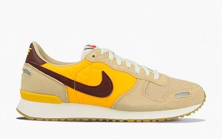 NIKE AIR VORTEX MARRON AMARILLO NI903896 203