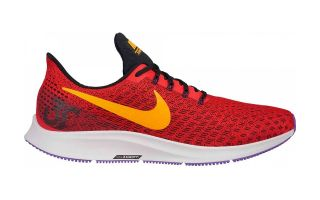Nike AIR ZOOM PEGASUS 35 RED YELLOW NI942851 603