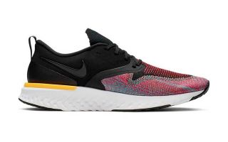 Nike ODYSSEY REACT FLYKNIT 2 NEGRO VIOLETA NIAH1015 005
