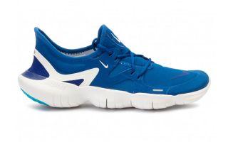 Nike FREE RN 5.0 AZUL BLANCO NIAQ1289 401
