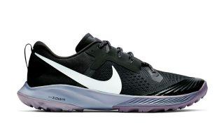 Nike AIR ZOOM TERRA KIGER 5 NEGRO BLANCO NIAQ2219 001
