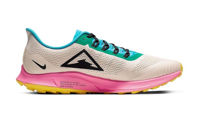 Air Zoom Pegasus 36 Trail Blanco Azul Niar5677 101