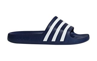 adidas ADILETTE NAVY BLUE SANDALS