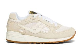 SAUCONY SHADOW 5000 BEIGE BLANCO S60405-24