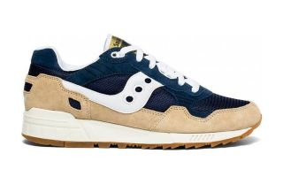 SAUCONY SHADOW 5000 NAVY BLUE WHITE S70404-20