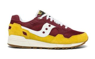 SAUCONY SHADOW 5000 AMARILLO BLANCO S70404-21